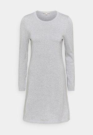 Vestido de punto - light grey