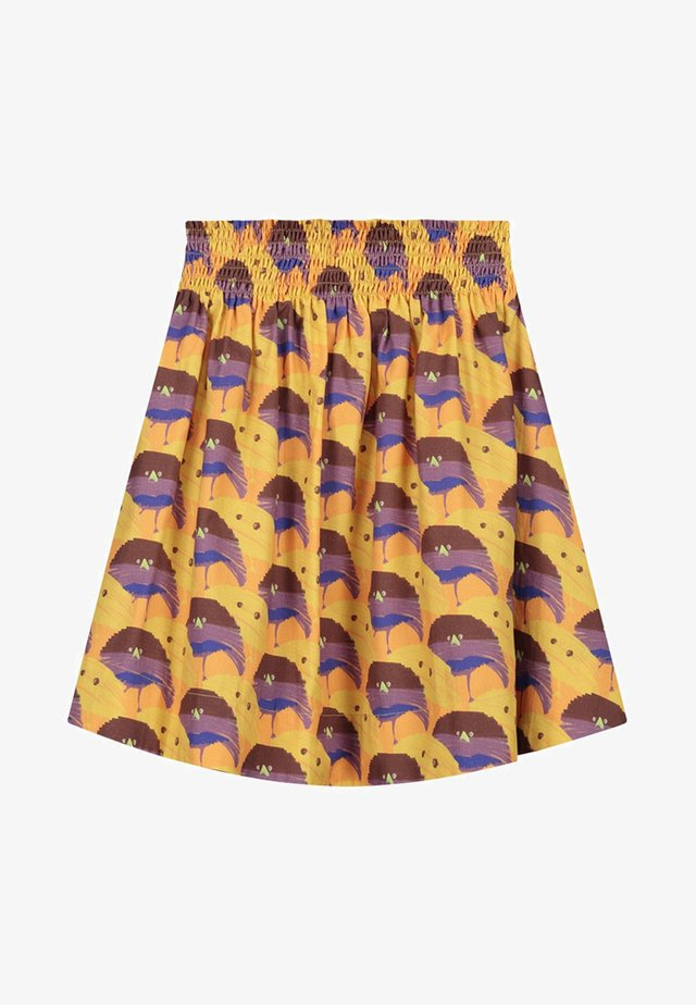 MONY - A-line skirt - orange