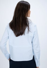 someday. - Button-down blouse - light blue - 2