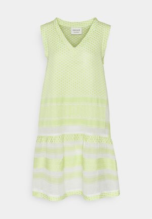 DRESS - Vapaa-ajan mekko - avocado green