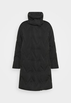YASSINO DOWN COAT  - Down coat - black