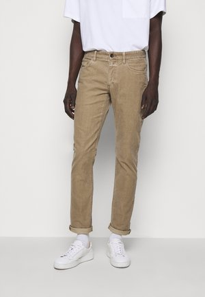 UNITY  - Trousers - muddy beige