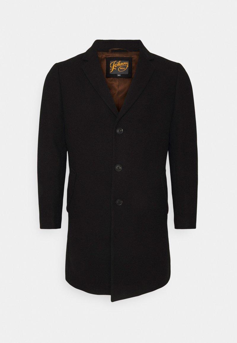 Johnny Bigg - CADE TEXTURED COAT - Short coat - black