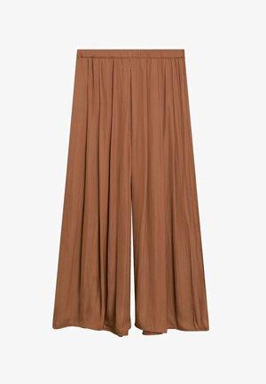 MEMORY - Pantalon classique - marron