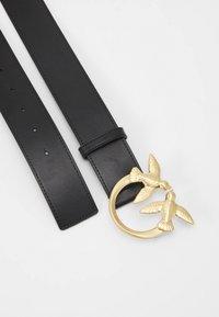 Pinko - LOVE BERRY SIMPLY BELT - Cintura - black - 2