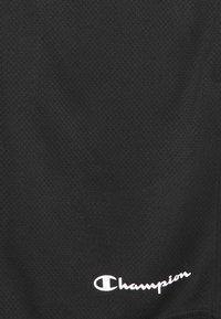 Champion - LEGACY TRAINING BERMUDA - Sports shorts - black - 2