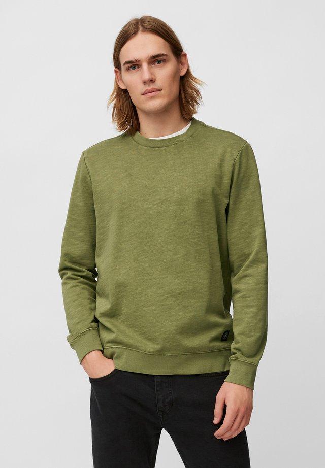 Sweatshirt - aged oak