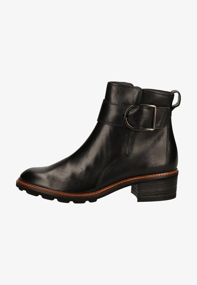Ankle boots - schwarz 037
