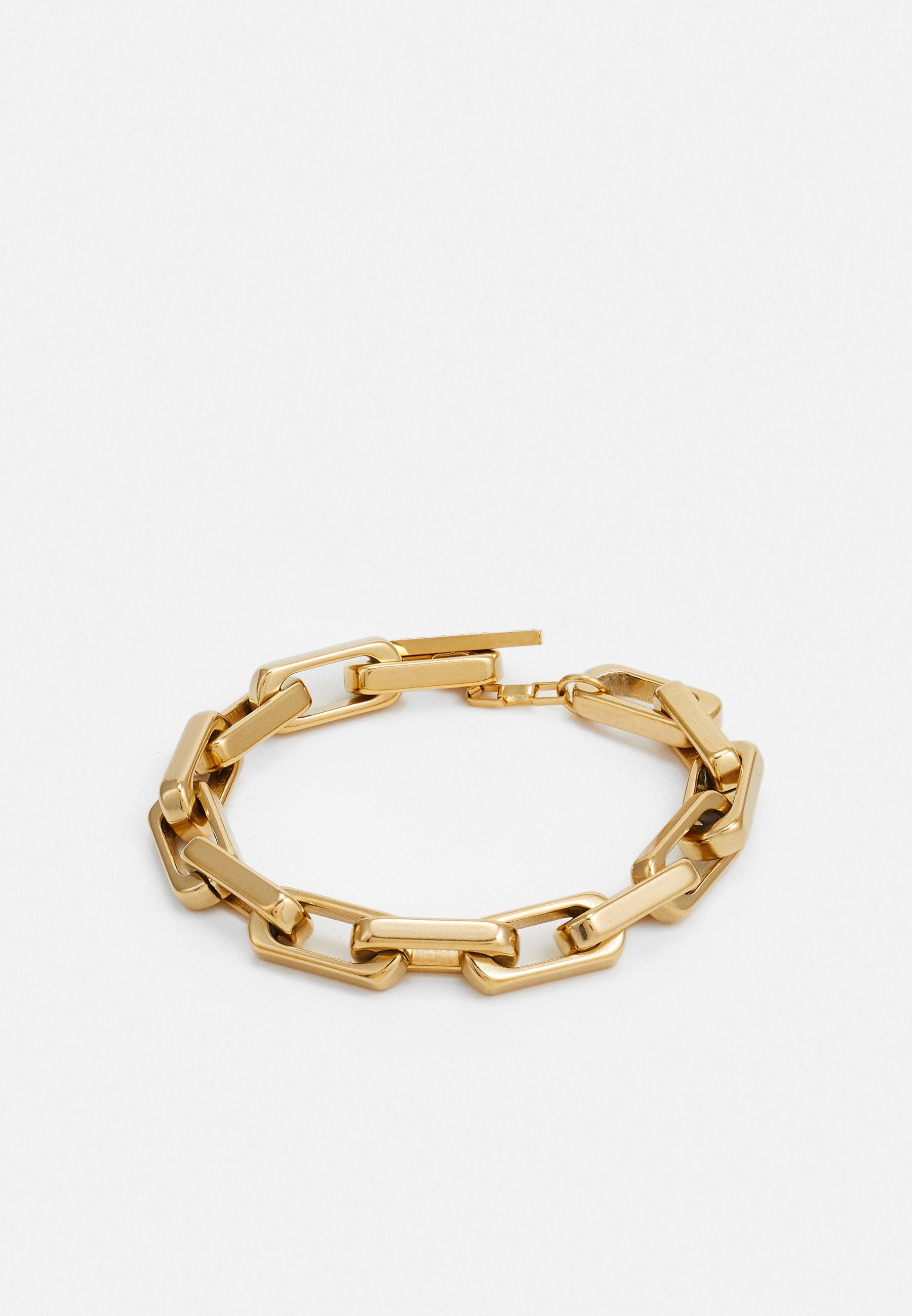 Femme URBAN LEGEND T BAR LOGO BOLD CHAIN UNISEX - Bracelet