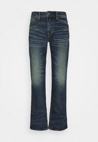 TINTED WASH ORIGINAL BOOT - Bootcut jeans - authentic dark indigo