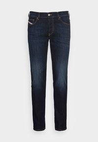 YENNOX - Slim fit jeans - dark blue denim