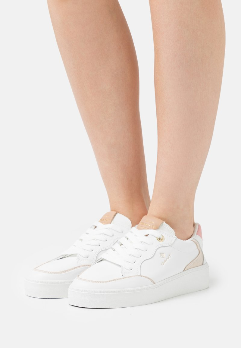 GANT - LAGALILLY - Sneakers laag - white/pink