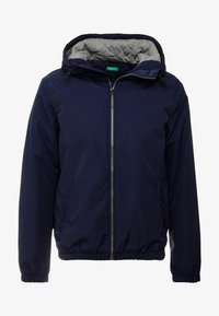 Benetton - Light jacket - dark blue - 4