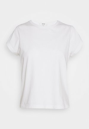 SHRUNKEN TEE - Basic T-shirt - tissue