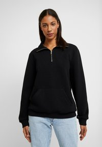 Pier One - Sudadera - black - 3