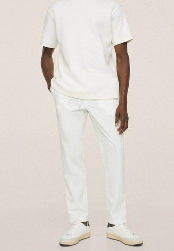 Pantaloni - blanco