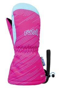 Reusch - Mittens - knock pink bachel button - 1