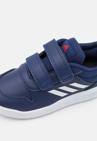 adidas Performance - TENSAUR UNISEX - Trainings-/Fitnessschuh - dark blue/footwear white/active red - 5