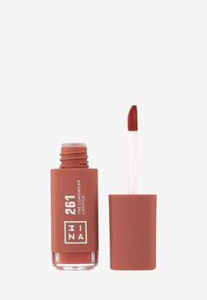 THE LONGWEAR LIPSTICK - Liquid lipstick - 261