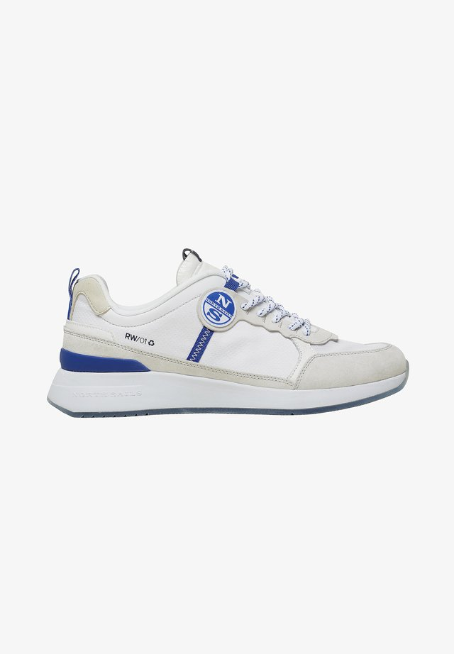 Sneakers laag - white 0101