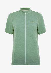 Gore Wear - DAMEN TRIKOT - T-Shirt print - nordic blue - 3