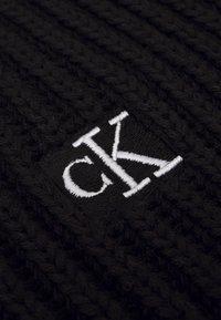 Calvin Klein Jeans - MODERN ESSENTIALS SCARF UNISEX - Sciarpa - black - 2