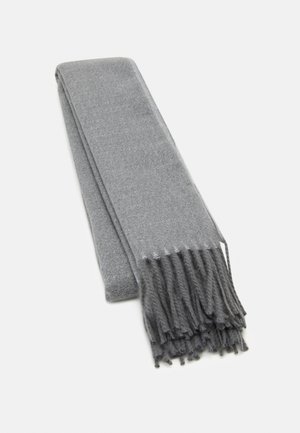 ONLSOFT LIFE SCARF - Szal - light grey melange