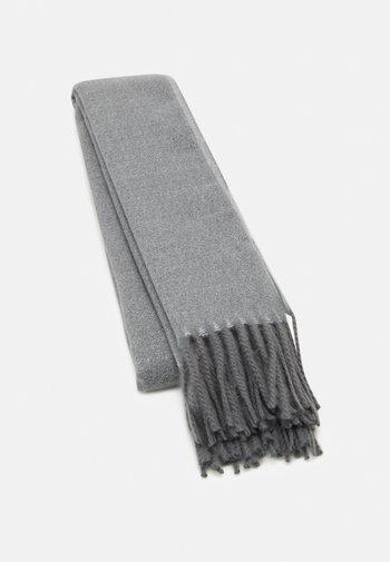 ONLSOFT LIFE SCARF - Sjal - light grey melange