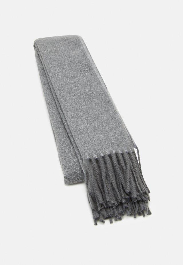 ONLSOFT LIFE SCARF - Scarf - light grey melange