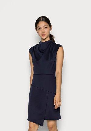 CLOSET HIGH NECK DRESS - Cocktail dress / Party dress - navy
