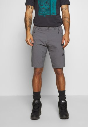 HIKING SHORTS MEN - Träningsshorts - titanium