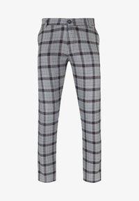 Pako Lorente - Spodnie materiałowe - szary - 0