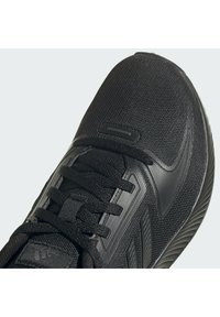 adidas Performance - RUNFALCON 2.0 UNISEX - Neutral running shoes - cblack/cblack/gresix - 7