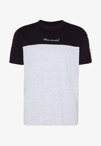 Nominal - DARA - Print T-shirt - heather grey - 4