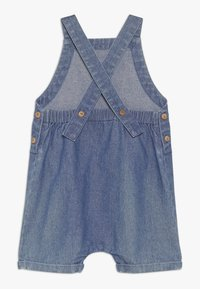 Soft Gallery - FRISCO DUNGAREES MILKY - Dungarees - denim blue - 1