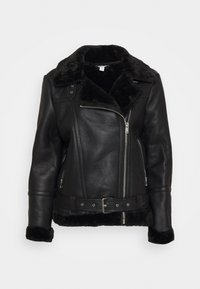 Topshop - CASSY - Light jacket - black - 4