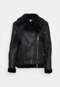 CASSY - Light jacket - black