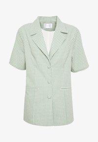 SARAH - Short coat - green