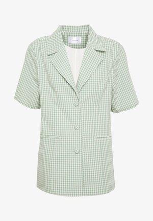 SARAH - Cappotto corto - green