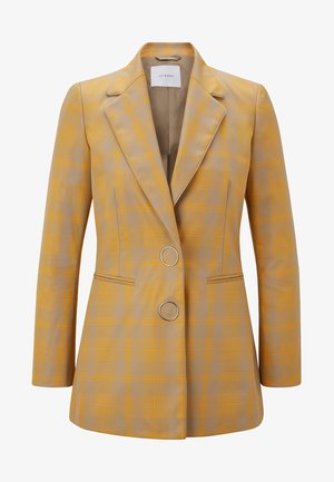 Short coat - sun orange