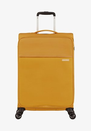 LITE RAY  - Wheeled suitcase - golden yellow