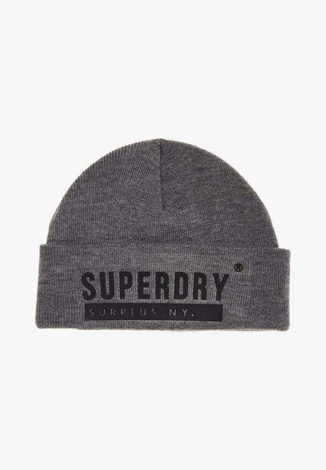 SURPLUS  - Bonnet - grey marl