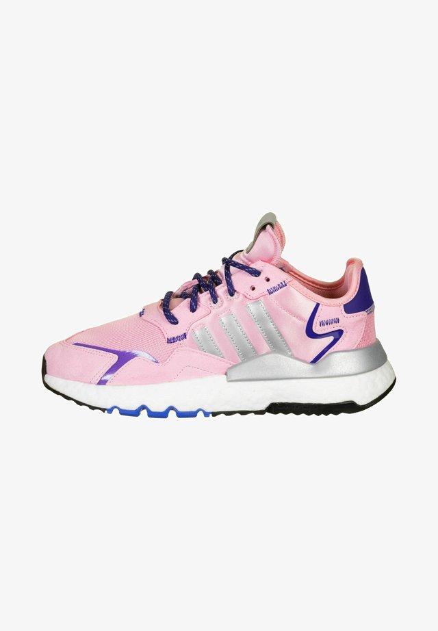 NITE JOGGER - Sneakers basse - true pink
