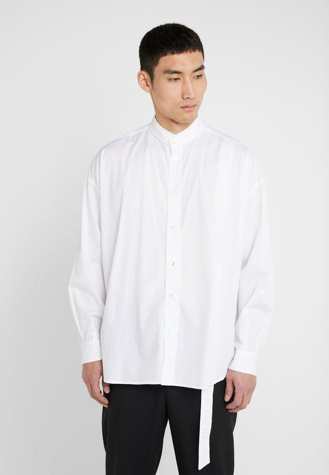 SETH SHIRT - Skjorta - white