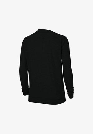 PACER CREW - T-shirt sportiva - black/black