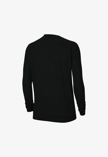 PACER CREW - Tekninen urheilupaita - black/black