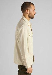 Lee - MILITARY - Skjorta - bleached sand - 3