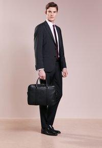HUGO - SIMMONS - Oblekové kalhoty - dark grey - 1