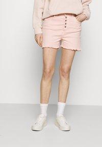 LTB - JEPSEN - Shorts di jeans - rose smoke wash - 0