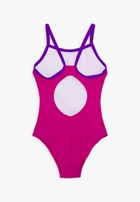 Speedo - BOOM PLACEMENT THINSTRAP MUSCLEBACK - Swimsuit - diva/violet - 1